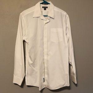 Eddie Bauer White Dress Shirt